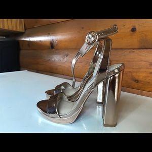 573fe84ce05 Women s Steve Madden Chunky Heel on Poshmark